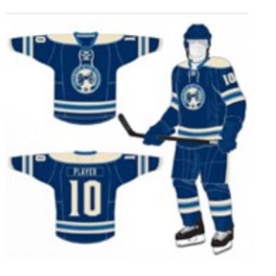 Blues uniform cropped