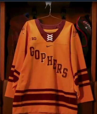 Gopher Sweater